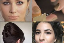 60´s hair & make up