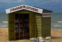 Beach Library Ideas / Find some great examples already working out in the wild / by Mariah Roberts