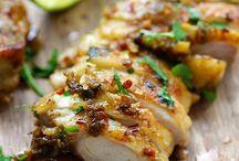 Chicken- Dishes