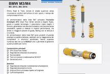 BMW M3 e M4 / Nuovi Kit Road&Track Öhlins per BMW M3 e M4.  Per info contattate la mail marco.pierini@andreanigroup.com