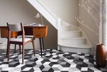 Sheet Vinyl Flooring / Designs to make you go Wow! Slightly cushioned and exceptional value.