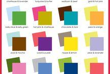 contrastes de colores