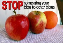 Blogging Tips / by Pamela Stephens