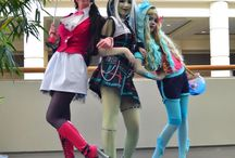 Cosplay and costumes / by Jamie Sykowski