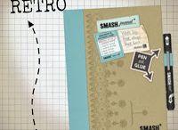 SMASH RETRO / Interpretaciones del Smash Retro Por Patsy,s scrapbooking