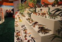 Toy Fairs / by Safari Ltd® animal and dinosaur figures and toys