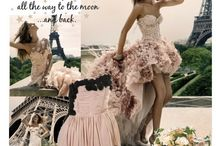 Going out looks / Beautiful formal dresses