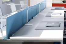 Desking Workstations / European-influenced design that supports a dynamic work environment.