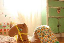 Girls room / by Jennifer Hewitt