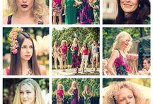 Secret Garden / Inspiratie, poetry, fun, hair, make-up, fashion, food, health, art een event van Francis Schroembges |Poetry in hair and beauty en Lillian Ebus |Nizza Bloembinders
