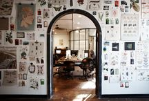 studios / by Susan Farrington