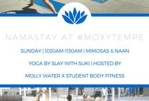 Molly Water | Events / Molly Water Sponsored Events