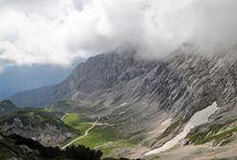 Unsere Berge im Sommer / So schön kann Wandern sein ...