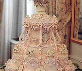 WEDDING CAKE / by Clyta Norton