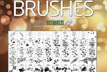 Photoshop layerstyles actions brushes etc