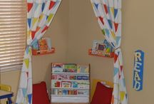 Home schooling ideas and rooms