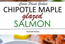 Cedar Plank Recipes