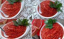 kırmızı biber ezmesi