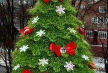 albero di Natale uncinetto imbottito