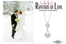 Bridal Jewelry / A collection of stunning bridal jewelry from Branham's