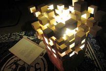 Φωτιστικά DIY