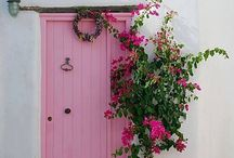 Bougainvillea / Get inspired for your Greek wedding