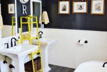 Bathroom remodel / by Tatiana L Canchola