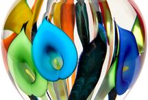 Art: GLASS / Other Glass Items are still on my Art: Clay, Glass, etc. board. / by Kathi White