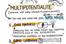 Je suis multipassionnée / accepter sa multipotentialité, es-tu multipassionnée, faire une force de cet atout, faire plusieurs choses à la fois
