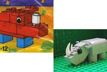 LEGO instructables