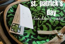 St. Patrick's day  / by GeeNeen Brown