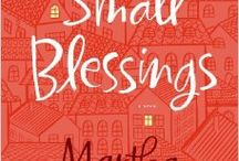 "Small Blessings / A book that makes you go ""hmmm"" / by Martha Woodroof"