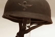 Helmet paratrooper