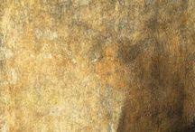 Poppy dark paintings