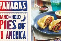Sandra Gutierrez on the News Latin American Food / From my cookbooks: Empanadas Latin American Street Food The New Southern-Latino Cookbooks Beans and Field Peas