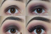 Make up for dark / deep winter