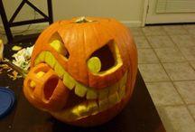 Halloween / Pumpkin carving