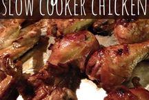 Slow & Low / Crockpot recipes  / by Sena Walsh