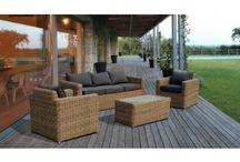 #arredogiardino #rattan #divano #poltrone #arredamentoesterni #gardenfurniture