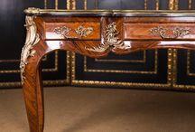 XV. Lajos stílusú bútorok / Barokk bútor, neobarokk bútor, antik bútor, rokokó, neorokokó bútor, stílbútor