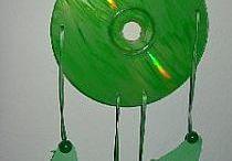 Computer disks craft.