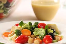 Nielsen-Massey Soups & Salads / Here are some soup and salad ideas from us for you!