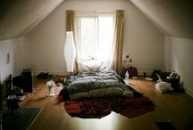 Decorate / Rooms and decor and tidy messes. / by WHITNEY