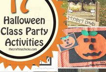Room Reps - Halloween Party