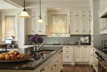 Kitchen Ideas / by Gayle Bryan