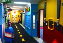 Children's Ministry Venues