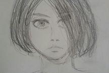 Arts / Moje rysunki :)