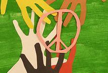 Peace day / Classroom decoration