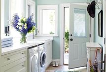 Keeping it Clean! Laundry and Mud Rooms