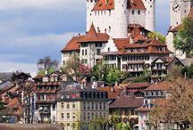 cest.Rakúsko(A),Švajčiarsko(CH)